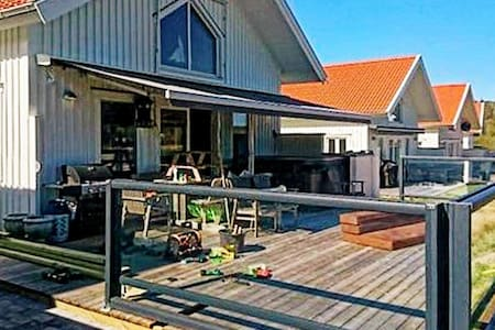 8 person holiday home in STRÖMSTAD