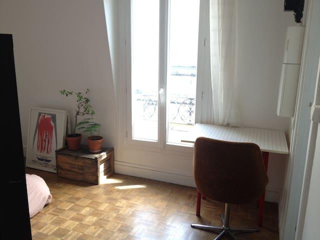 2 pièces Sacré Coeur/Abbesses - Parijs - Appartement