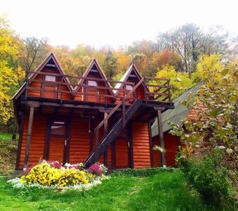 Dvokrevetni bungalov