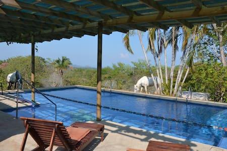 Vista Mar Room Bellavista Montezuma - Montezuma - Talo