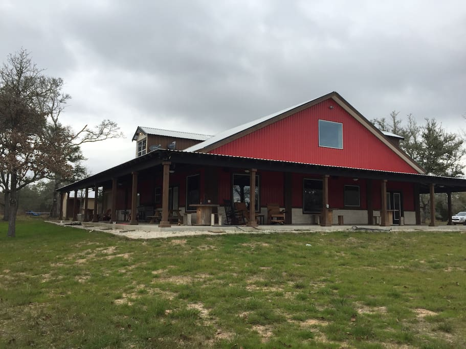 Longhorn jack 39 s houses for rent in weimar texas united for Jack s fish house