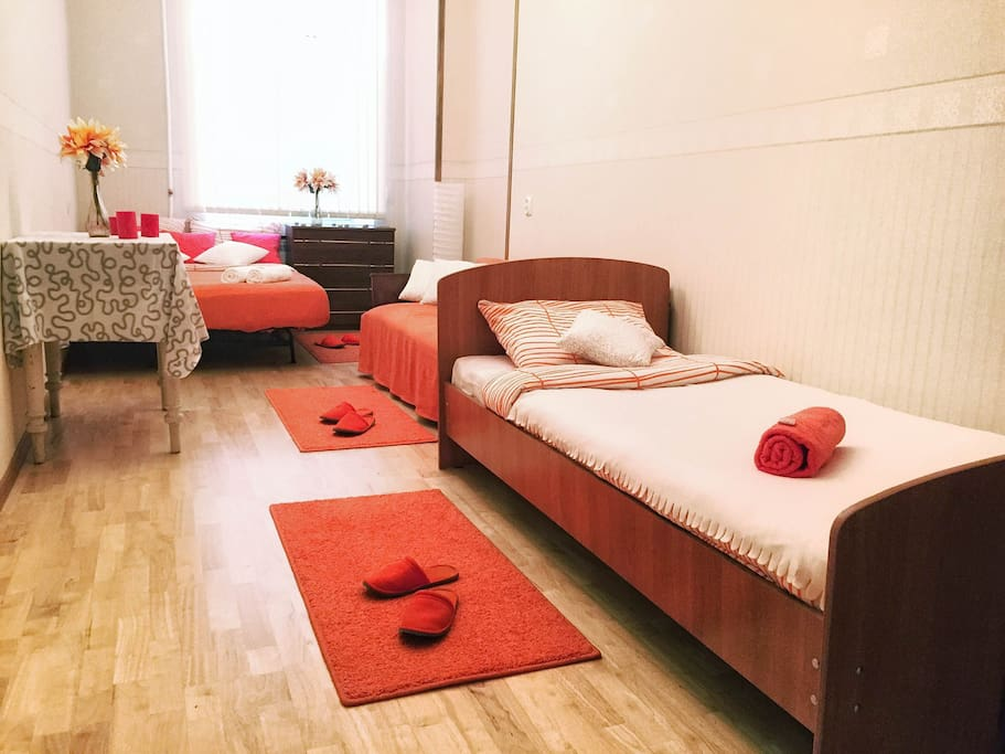 Boutique hotel near the red bridge room 2 apartments for Boutique hotel 1852 sankt petersburg