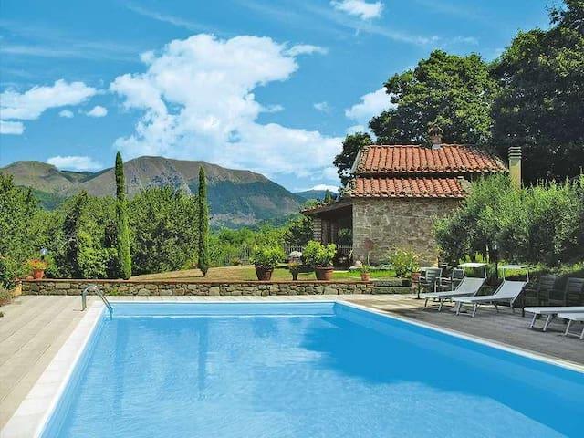 Belvedere  Agriturismo: Cas' uno - Benabbio - Lägenhet