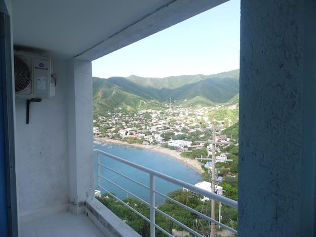 Increible apartamento vista a el mar - El Mirador