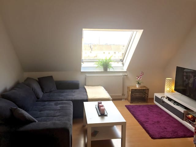 Appartement in zentraler Lage zur Messe/Altstadt - Düsseldorf - Appartement