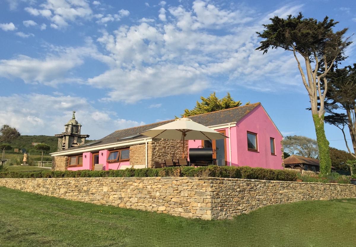 Dorset cottage spank video