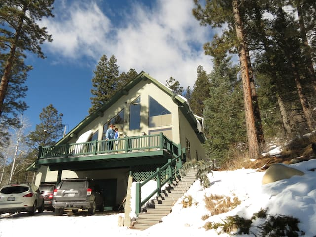 WINTER WONDERLAND!!  Lazy Bear Retreat. - Pagosa Springs