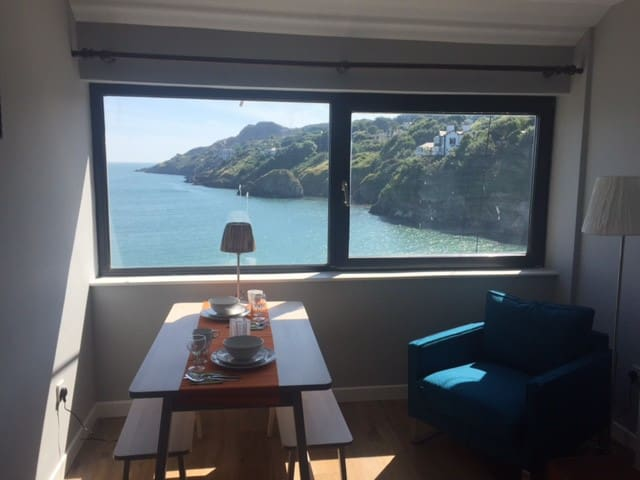 Beach Apartment: great view & location - Dublin