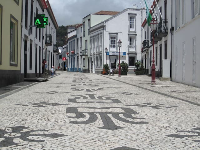 Center of the Village Povoação - Povoacao - Daire