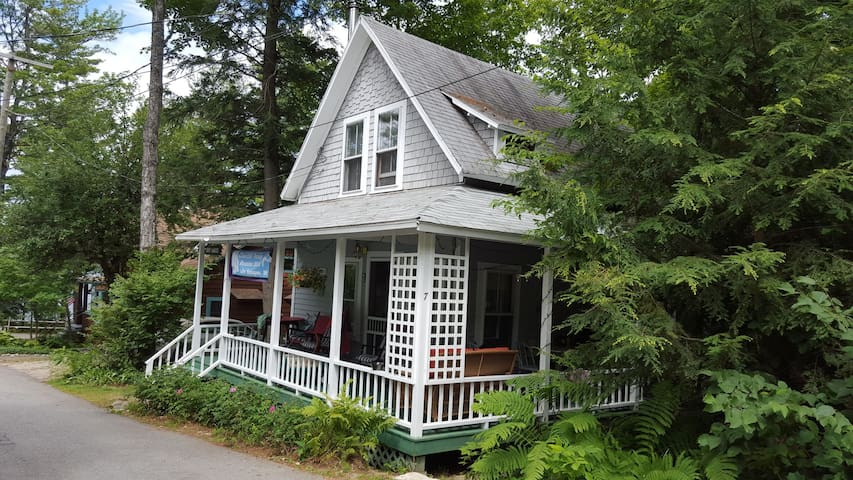 Sunapee Cottage with lake access