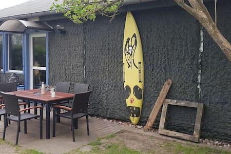 Tomi's beach house