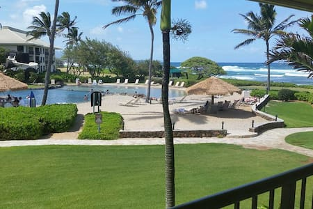 OCEAN VIEW - right from your room! Free wifi - Līhuʻe