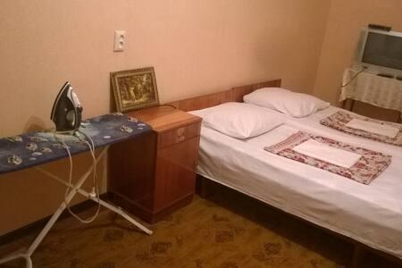 Двухкомнатная квартира со всеми удобствами