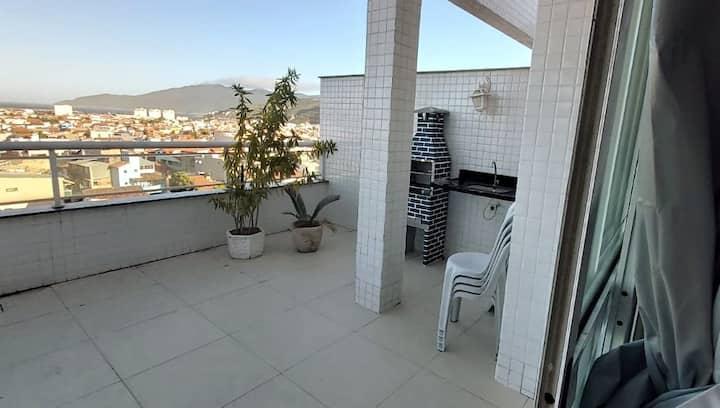 Cobertura Duplex II à Beira mar Arraial do Cabo