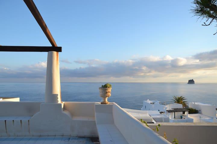 View from the terrace - Vista dal terrazzo