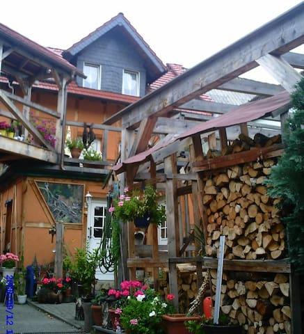 "Domizil  ""Zum Kameblick""  Carpe diem - Rudolstadt - Lägenhet"