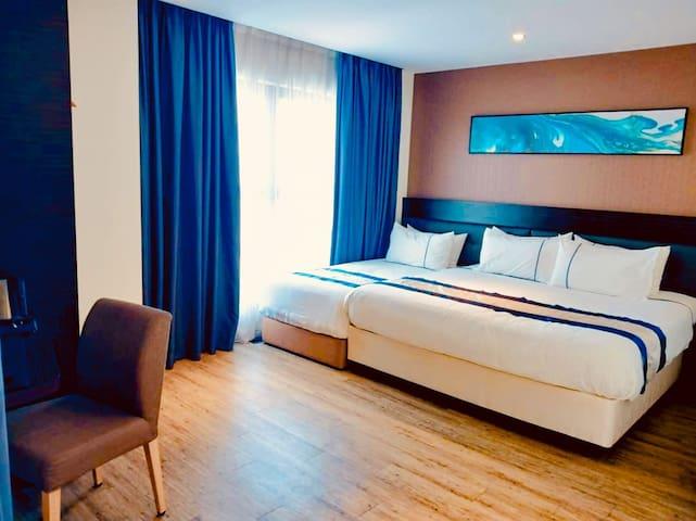 City Comfort Hotel KL City Centre 1 - Triple Room