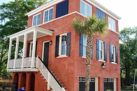 Helene's Hideaway - North Charleston - Huis