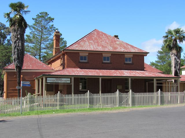 Sofala Heritage Accommodation