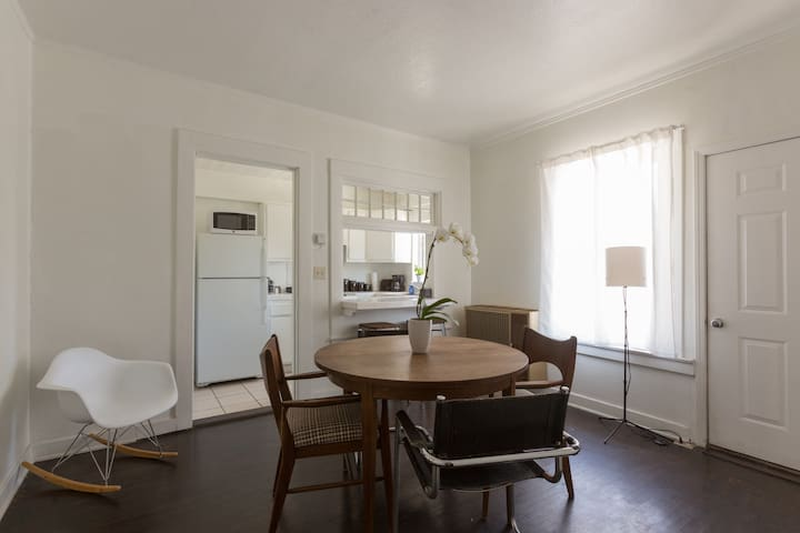 Charming Silverlake Bungalow Apt - Los Angeles - Appartement