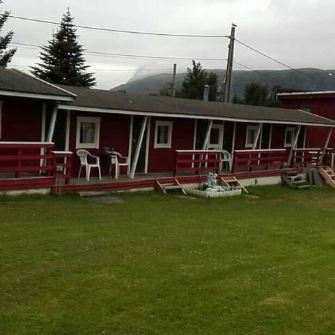 Ekspressen camping Cabin No. 5