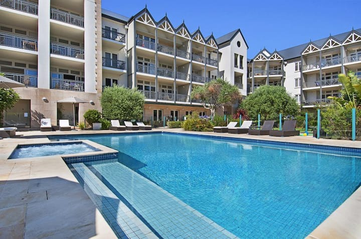 One Bedroom Apartment Portsea Resort
