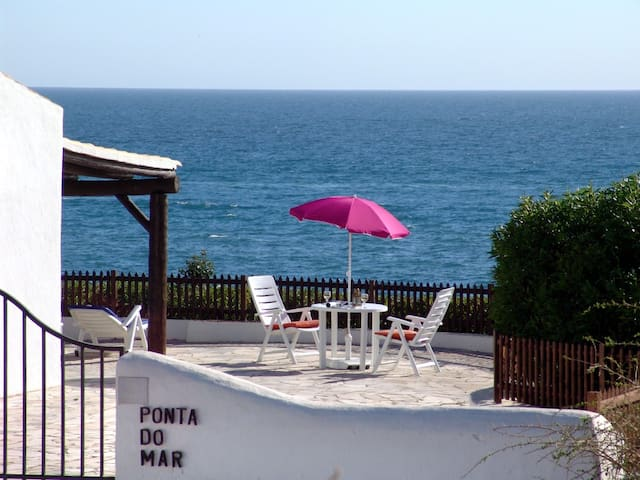 V2 Ponta do Mar, House in the sea - Faro - Hus