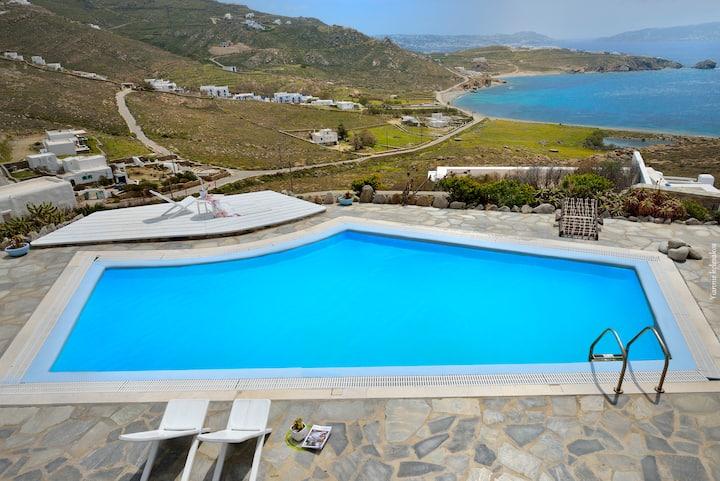 Villa ''Aeracura'' - Pool, Panoramic Sea View