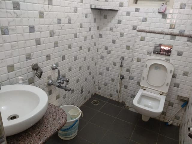 Attached toilet