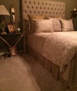 Clean, comfy & close to dfw airport - North Richland Hills - Dům