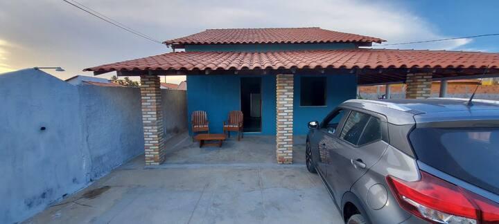 Casa de praia em Luís Correia - Praia da Atalaia.