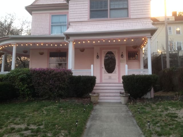 Historic Victorian in Worcester - Worcester - House