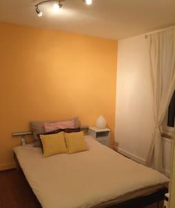 Zentrales wunderschönes, grosses, helles Zimmer - Zurych - Apartament