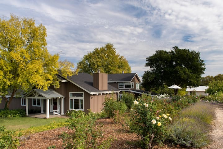 Alexander Valley Ranch - Healdsburg Beauty - Healdsburg - Villa