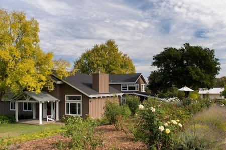 Alexander Valley Ranch - Healdsburg Beauty - Healdsburg