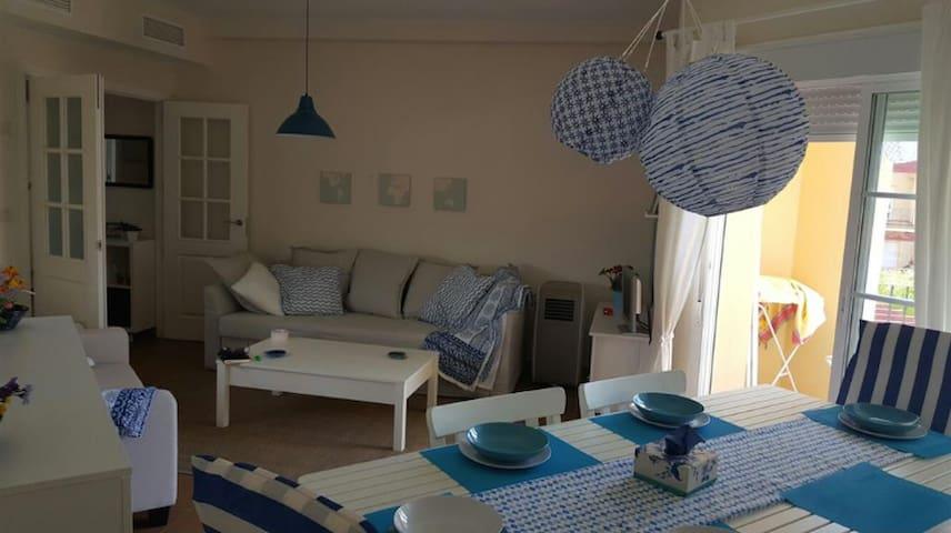 Fantastic brand-new apartment in Costa Esuri! - Ayamonte - Leilighet
