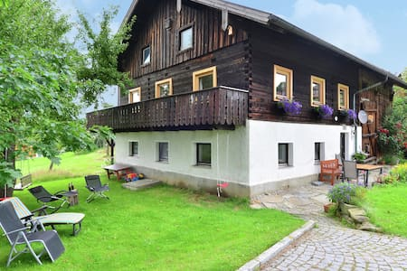 Pleasing Holiday Home in Viechtach Wiesing with Private Terrace