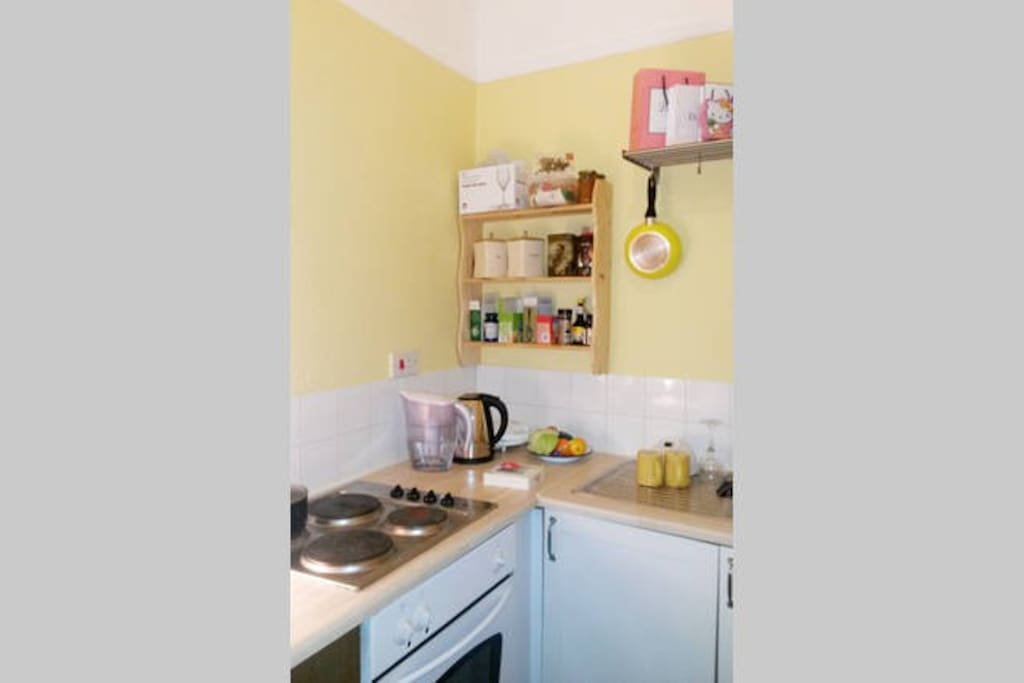 Kitchen to share with another flat mate