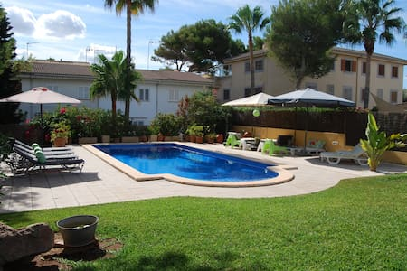 Villa in Can Picafort. Alcudia Bay. - Can Picafort - Chalet