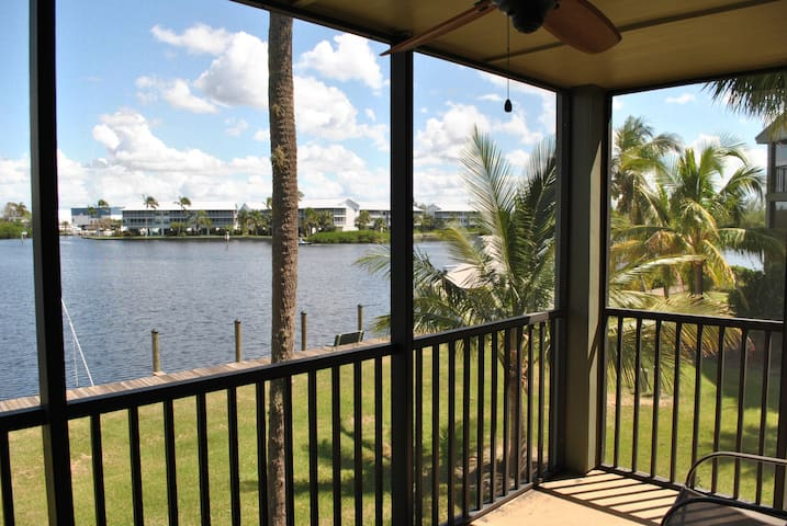Waterfront Paradise - End Unit w/Great View!