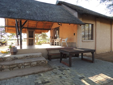 Karibu River Retreat and Game Lodge