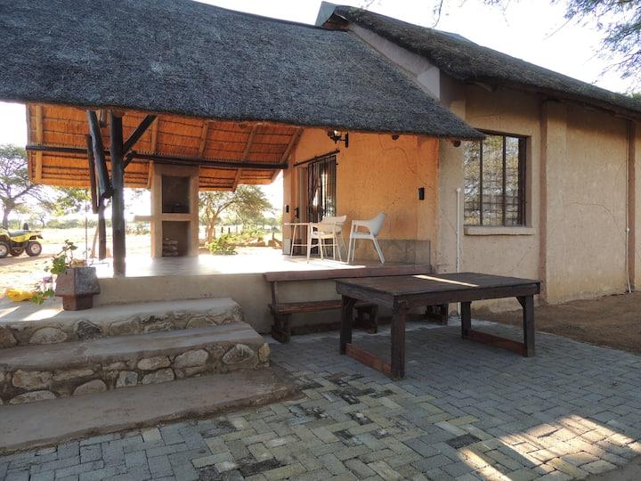 Karibu River Retreat and Game Lodge