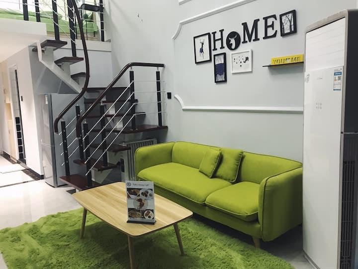 莉莉·民宿-茉莉公寓Loft民宿