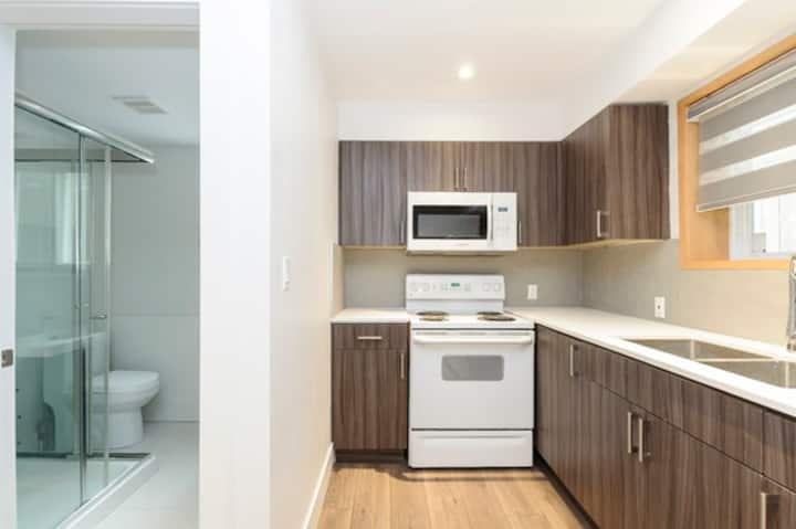 2bdrm Newly renovated & convenient location!