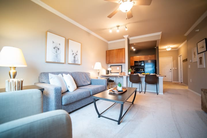 Safe, quiet, private condo - monthly rentals only