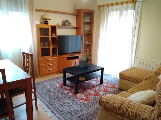 Céntrico y coqueto apartamento en Hernani