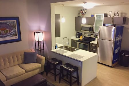 New Apartment in Downtown Kansas City - Apartamento