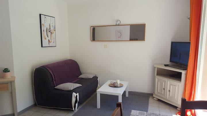 Joli appartement  T2 dans residence