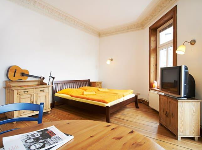 Gästezimmer auf St. Pauli (dz_s)