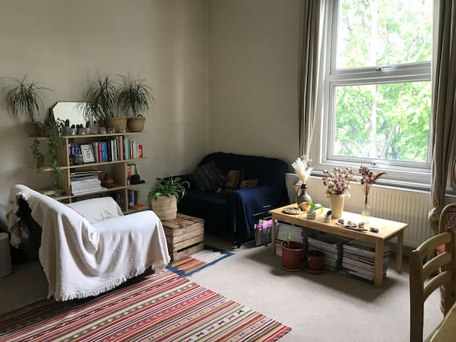 Double Room in Bohemian Flat - Stoke Newington